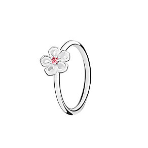 Chamilia Innocence October zirconia ring size P - Product number 3036804