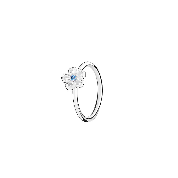 Chamilia Innocence December zirconia ring medium - Product number 3038750