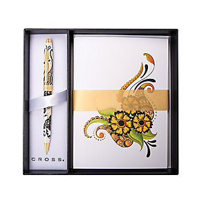 Cross Botanica pen and card gift set - Product number 3047857