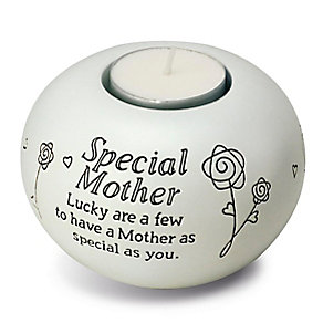 Said With Sentiment Special Mother Tea Light Candle Holder - Product number 3054055