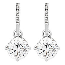 Dyrberg Kern Jamilla Silver & Crystal Drop Earrings - Product number 3055558