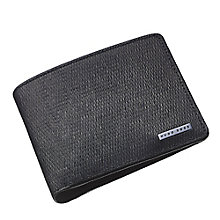 Hugo Boss London men's black bifold wallet - Product number 3057437