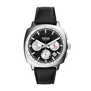 Fossil men's stainless steel chronograph bracelet watch - Product number 3060950