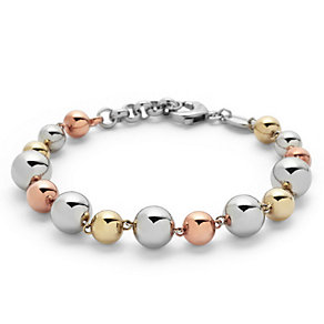 Fossil Three Colour Beaded Bracelet - Product number 3076172