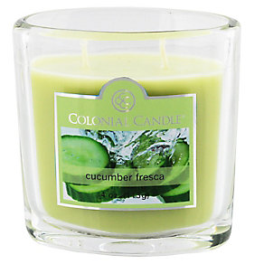 Colonial Candle in Cucumber Fresca 4oz - Product number 3080293