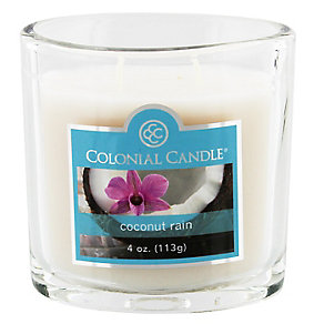 Colonial Candle in Coconut Rain 4oz - Product number 3080307