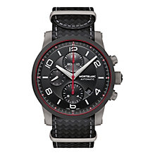 Montblanc Timewalker men's E-Strap watch - Product number 3084841