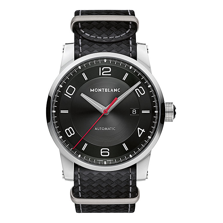 Montblanc Timewalker men's E-strap watch - Product number 3084868