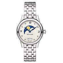 Mont Blanc Boheme Ladies' Stainless Steel Bracelet Watch - Product number 3084949