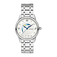 Mont Blanc Boheme Ladies' Stainless Steel  Watch - Product number 3085112