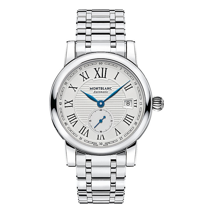 Montblanc Star men's stainless steel bracelet watch - Product number 3085155