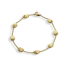 Marco Bicego Siviglia 18ct yellow gold bracelet - Product number 3086550