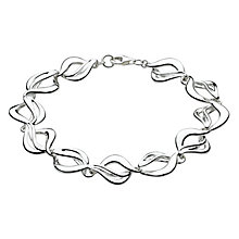"Kit Heath Odyssey 7.5"" Silver Bracelet - Product number 3092879"