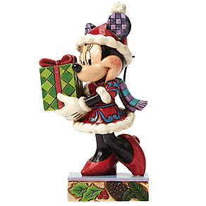 Disney Traditions Holiday Cheer Minnie - Product number 3099067