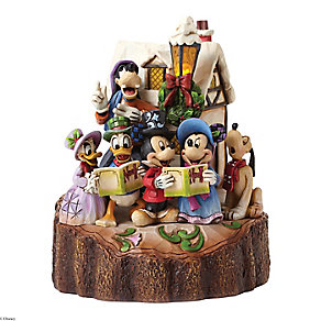Disney Traditions Holiday Harmony Figurine - Product number 3099768