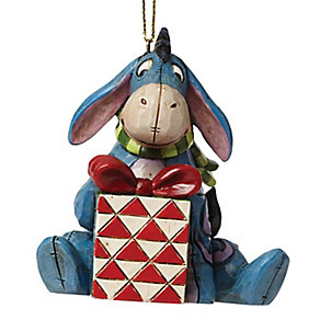 Disney Traditions Hanging Eeyore Ornament - Product number 3100081
