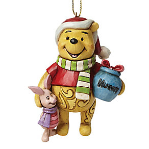 Disney Traditions Hanging Winnie The Pooh & Piglet Ornament - Product number 3100200