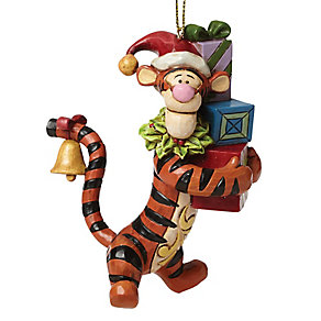 Disney Traditions Hanging Tigger Ornament - Product number 3100227