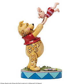 Disney Traditions Pooh & Piglet - Product number 3100251