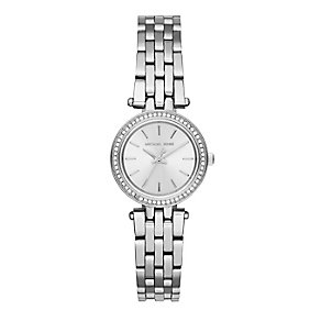 Michael Kors Darci ladies' stainless steel bracelet watch - Product number 3118312