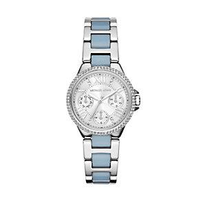 Michael Kors Camille ladies' stainless steel bracelet watch - Product number 3119343