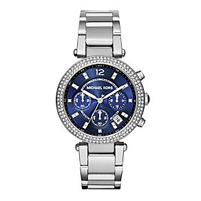 Michael Kors Park ladies' stainless steel bracelet watch - Product number 3119408