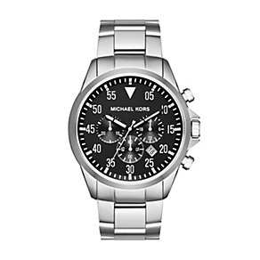 Michael Kors Gage Men's Stainless Steel Bracelet Watch - Product number 3139905