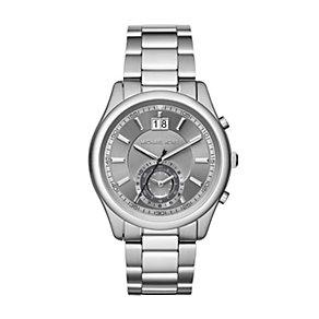 Michael Kors Aiden men's stainless steel bracelet watch - Product number 3139921