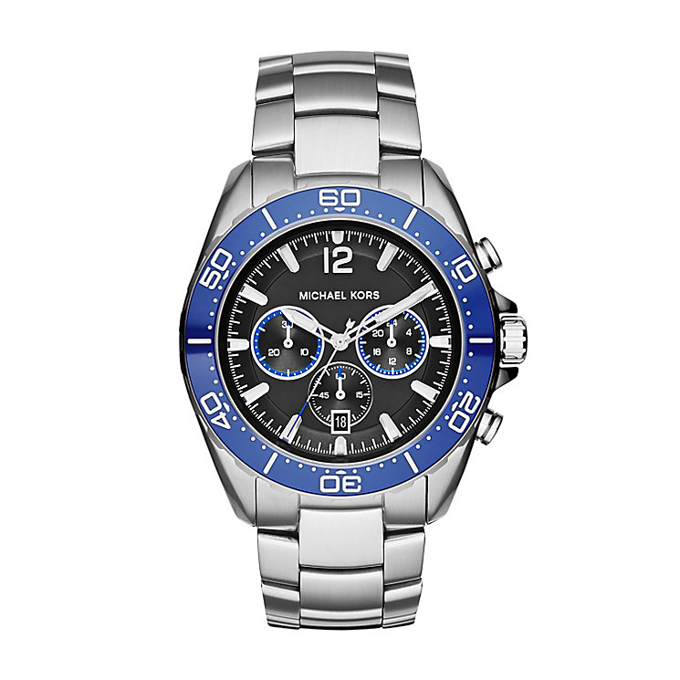 Michael Kors Men's Stainless Steel Bracelet Watch - Product number 3139948