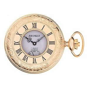 J.Pierre half hunter fob watch - Product number 3158187