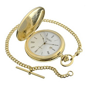 Jean Pierre men's full hunter pocket watch - Product number 3158195