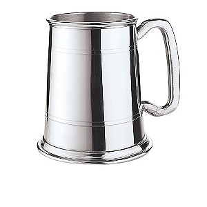 One Pint Pewter Tankard - Product number 3217779