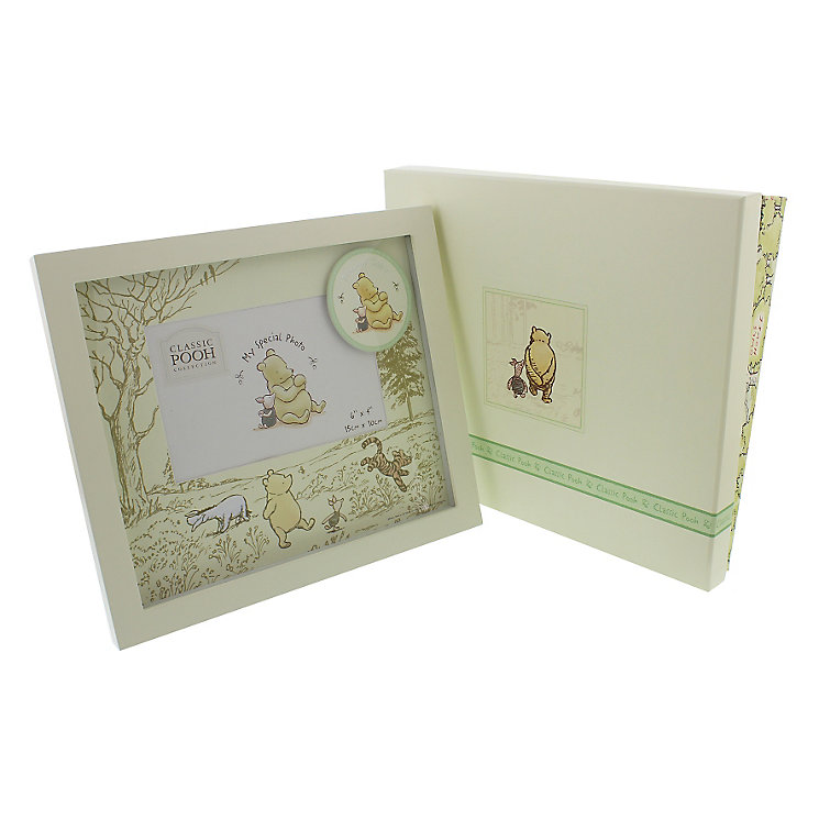 Disney Classics Winnie The Pooh Photo Frame 4x6 - Product number 3233588