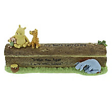 Disney Classics Winnie The Pooh Birth Certificate Holder - Product number 3233685