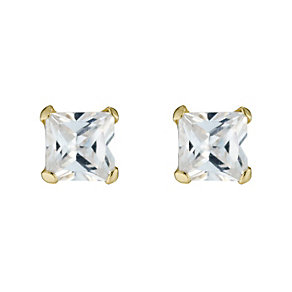 Gold Stud Earrings - Product number 3318281