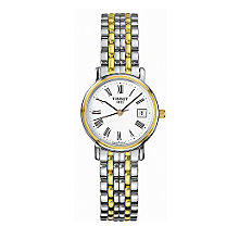 Tissot Desire ladies' two-colour bracelet watch - Product number 3351572