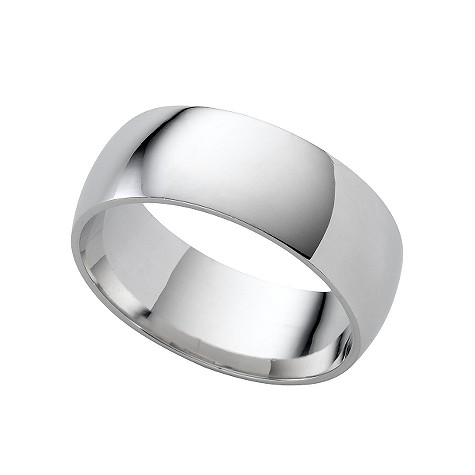 Wide Wedding Ring