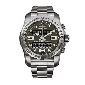 Breitling Cockpit B50 men's titanium bracelet watch - Product number 3423832