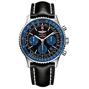 Breitling Navitimer 01  men's stainless steel bracelet watch - Product number 3426432