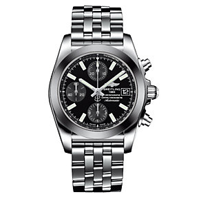 Breitling Chronomat ladies' stainless steel bracelet watch - Product number 3426467