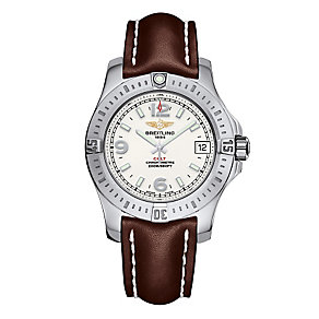 Breitling Colt 36 ladies' strap watch - Product number 3427161