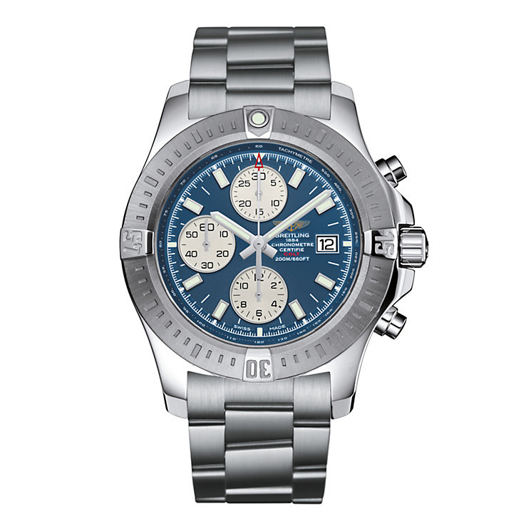 Breitling Colt Chronograph men's bracelet watch