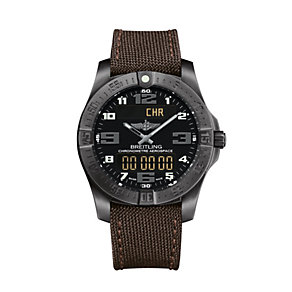 Breitling Aerospace Evo men's titanium strap watch - Product number 3427226