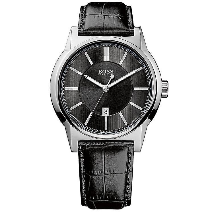 Hugo Boss Men's Stainless Steel Strap Watch - Product number 3433145