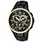 Citizen Eco-Drive Men's Black Ion-Plated Bracelet Watch - Product number 3434540