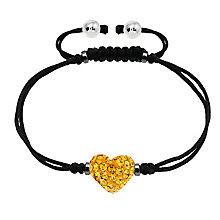 Tresor Paris 8mm gold colour heart bracelet - Product number 3442012