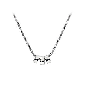 Hot Diamonds sterling silver trio necklace - Product number 3444198