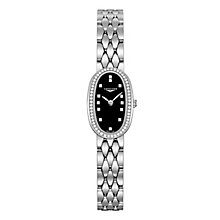 Longines Symphonette Ladies' Stone Set Bracelet Watch - Product number 3447863