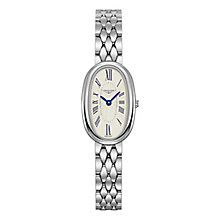 Longines Symphonette Ladies' Stainless Steel Bracelet Watch - Product number 3447944