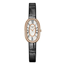 Longines Symphonette Ladies' Stone Set Strap Watch - Product number 3447987